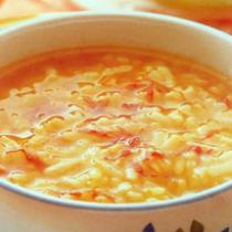 黃芪內金粥