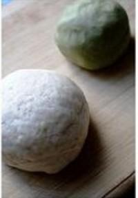綠茶酥的做法圖解1