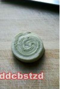 綠茶酥的做法圖解12