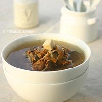 桑白皮茯苓豬骨湯