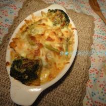 三文魚義大利麵