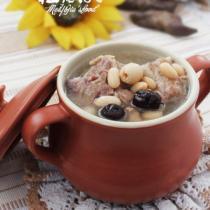 白扁豆龍骨湯