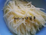 清炒土豆絲的做法圖解1