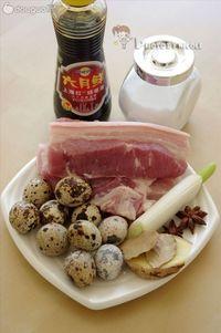 忍不住大口大口吃的富貴紅燒肉的做法圖解1