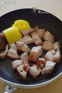 忍不住大口大口吃的富貴紅燒肉的做法圖解4
