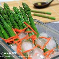 日式冰鎮蘆筍的做法