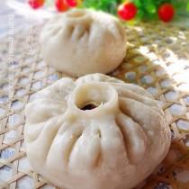 茶樹菇鮮肉包