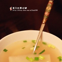 牛骨蘿卜湯