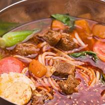 臺式香辣紅燒牛肉麵