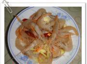 活醉白米蝦的做法圖解9