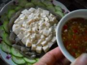 沙茶雙色豆腐的做法圖解11