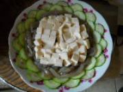 沙茶雙色豆腐的做法圖解6