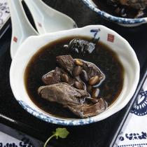 黑豆冬蠔生地湯