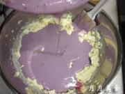 藍莓芝士蛋糕的做法圖解8