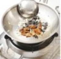 豆豉鯪魚油麥菜的做法圖解4