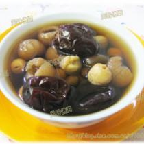 紅棗桂圓湯