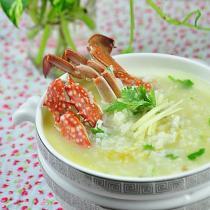 海鮮螃蟹粥