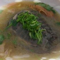 人參甲魚湯