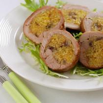 咖喱飯豬肉捲的做法