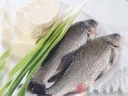 鯽魚豆腐湯的做法圖解1