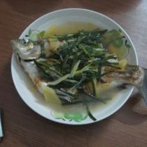 清真檸檬鯿魚