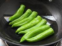 虎皮青椒的做法圖解5
