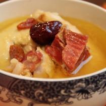 火腿鮮雞湯