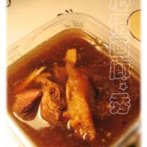 天麻紅棗煲老鴨