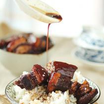 普洱茶紅燒肉