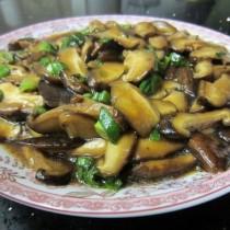 紅燒鮮香菇