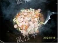 紅米莧麵疙瘩的做法圖解4