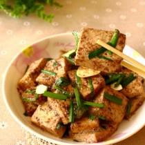 蝦醬豆腐的做法