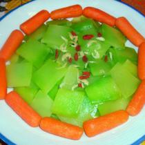 涼拌萵苣筍的做法