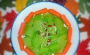 涼拌萵苣筍的做法圖解5