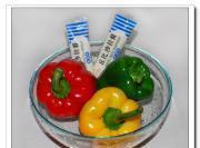 甜椒沙拉的做法圖解1