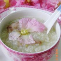 木芙蓉糯米粥
