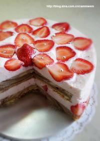 草莓慕斯的做法圖解6