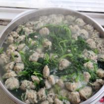黃花魚丸湯