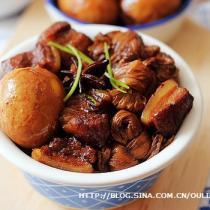 豆結滷蛋紅燒肉的做法