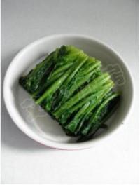 薑蒜香汁菠菜的做法圖解9