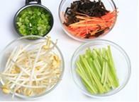 清爽小菜的做法圖解1