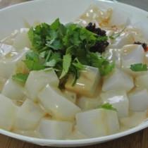涼拌麻腐的做法