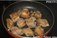 家常麻辣帶魚的做法圖解3