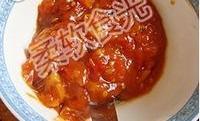 茄汁藕片的做法圖解5