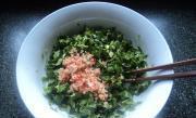 小米辣拌香菜的做法圖解3