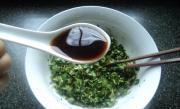 小米辣拌香菜的做法圖解4