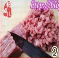 香辣牛肉醬的做法圖解2