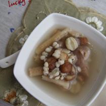 沙參玉竹瘦肉湯