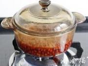 紅豆煎餅的做法圖解2