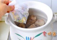 龍骨牛蒡苦瓜乾湯的做法圖解3